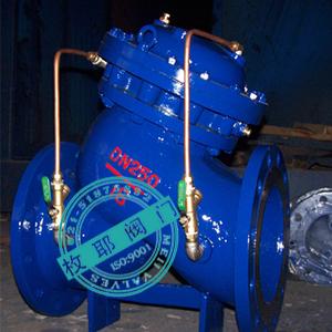 枚耶阀门首页 阀门系列 > 水力阀  > 水泵控制阀  pn1.0 pn1.6 pn2.图片